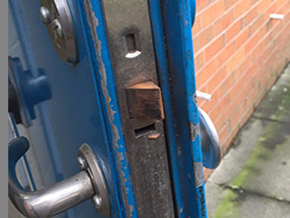 New House Door Cylinder